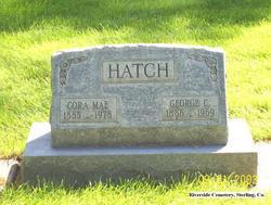 Cora Mae <I>Howe</I> Hatch
