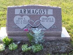 Roy Lee Armagost