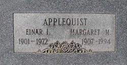Einar Isadore Applequist