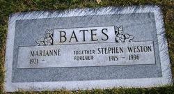 Stephen W Bates