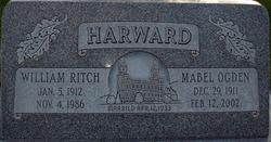 William Ritch Harward