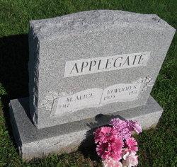 Elwood Sterling Applegate