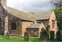 St Columba Churchyard