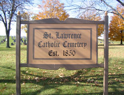 Saint Lawrence Catholic Church Cemetery