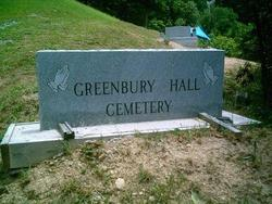 Greenbury Hall Cemetery #1