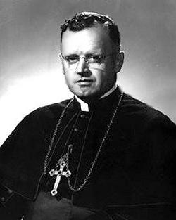 Bishop Thomas Arthur Connolly