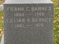 Lillian <I>Riley</I> Barnes
