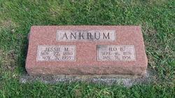 "Jessie Mable ""Mrs. Ilo B."" <I>Wilson</I> Ankrum"