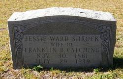Jessie <I>Ward</I> Catching