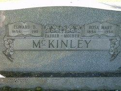 Edward D. McKinley