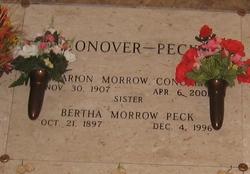 Marion <I>Morrow</I> Conover
