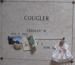 Alice L <I>Johnson</I> Cougler