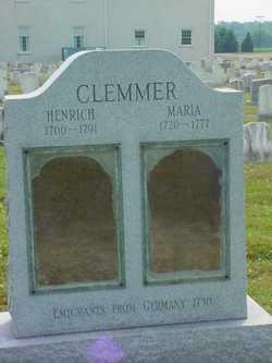 Henrich Bar Clemmer