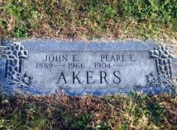 Pearl E. Akers