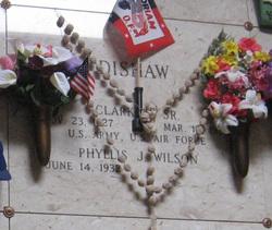 Clark J Dishaw, Sr
