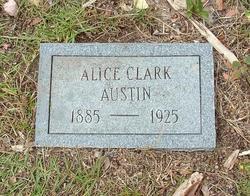 Alice Lorraine <I>Clark</I> Austin