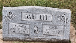 Barbara Bartlett