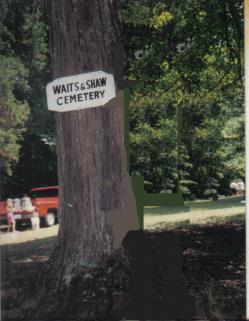 Wates Cemetery