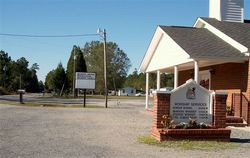 Hickory Grove Pentecostal Holiness Church Cemetery