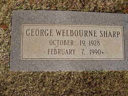 George Welbourne Sharp