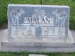 Alton Burton Malan