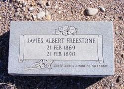 "James Albert ""Albert"" Freestone"