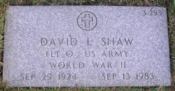 David Lawrence Shaw