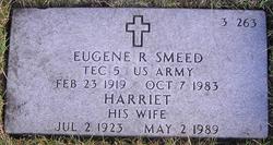 Eugene R Smeed
