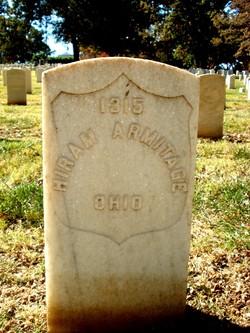 Hiram F. Armitage