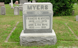 Francis William Myers