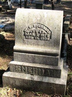 William E Sherman Sr.
