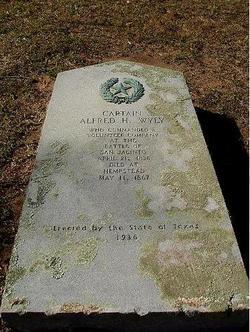Capt Alfred Henderson Wyly