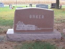 Ray M Baker