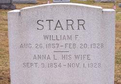 William Francis Starr