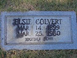 Elsie <I>Black</I> Colvert