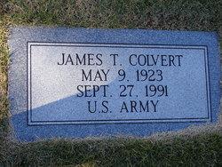 James T. Colvert