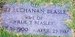 Inez Leona <I>Buchanan</I> Beasley