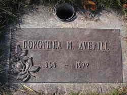 Dorothea Mae Averill