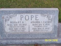 Amanda Larena <I>Calder</I> Pope