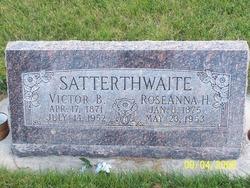 Victor Bartlett Satterthwaite