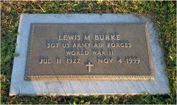 Lewis Marvin Burke