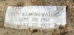 Roy Elmor Waters