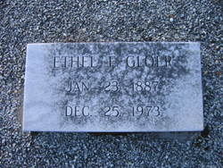 Ethel Frances <I>Brannan</I> Gloer