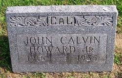 "John Calvin ""Cal"" Howard Jr."