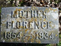 Florence <I>Oliphant</I> Matthews