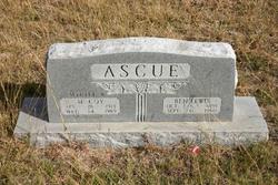 Ben Lewis Ascue