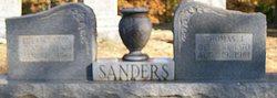 Eula Inez <I>Guyton</I> Sanders