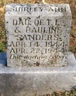 Shirley Ann Sanders