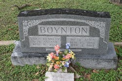 Willie Alice <I>Hannon</I> Boynton