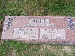 Doris L <I>Brown</I> Agee